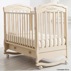 Детская кроватка для новорожденного Gandylyan Шарлотта (Гандылян)