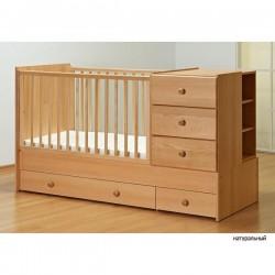 Детская кроватка-трансформер Gandylyan Тереза (Гандылян)