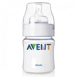Бутылочка для кормления 125 мл (полипропилен) Avent SCF 680/17 (Авент)