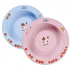 Глубокая тарелка 230 мл. Avent SCF706/01 (Авент)