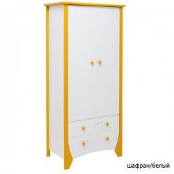 Шкаф двустворчатый Papaloni Olivia 650 (Папалони)