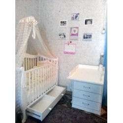 """Набор для детской комнаты """"Ретро"""", 3 предмета"""