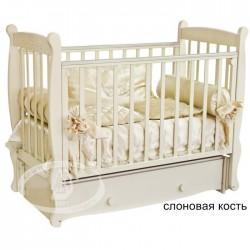 Детская комната Резная коллекция Красная звезда Можга С717, С367
