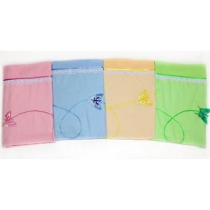 Комплект в детскую кроватку 3 предмета Bombus (Топтыжка) «Бабочки»