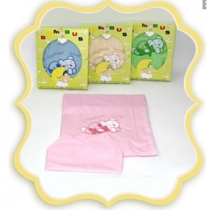 Комплект в детскую кроватку 3 предмета Bombus (Топтыжка) «Светик»