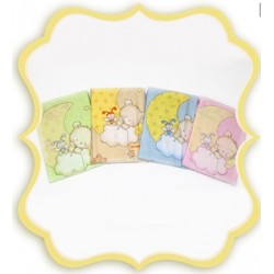 Комплект в детскую кроватку 3 предмета Bombus (Топтыжка) «Павлуша»