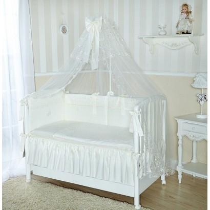 Комплект в детскую кроватку 6 предметов Perina «Амели»