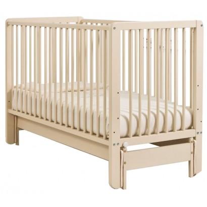 Кроватка для новорожденного Гандылян Эмми (продольный маятник)