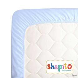 Простынь трикотажная на резинке для подростковой кроваткиGiovanni(коллекцияShapito)