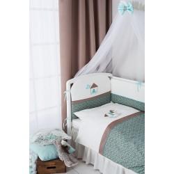 Балдахин для детской кроватки Perina Жила-была Лошадка