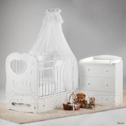 Детская комната для младенца Островок уюта Слонёнок, 3 предмета