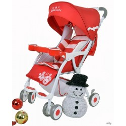 Детская лёгкая прогулочная коляска Sweet Baby Fresh A1
