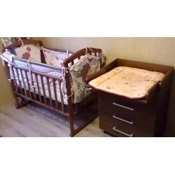 """Набор для детской комнаты """"То, что надо"""", 3 предмета"""
