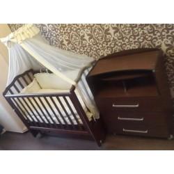 """Набор для детской комнаты """"Шоколад"""", 3 предмета"""