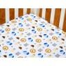 Комплект для детской кроватки новорождённого Giovanni Leo Jungle (серия Shapito) 7 предметов