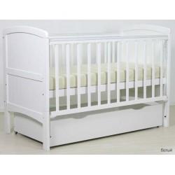 Детская кроватка трансформер Фея 821