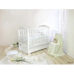 Детская кроватка с универсальным маятником Можга Красная звезда Руслан С 725