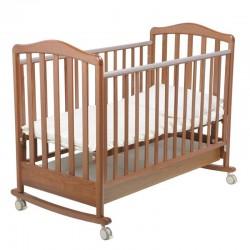 Детская кроватка для новорожденного-качалка Papaloni Джованни 120x60 см (Папалони)