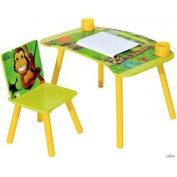 Набор детской мебели стол и стул Sweet Baby Genius (Свит Бэби Гениус)