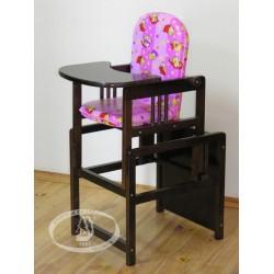 Детский стул-стол-трансформер Красная звезда С 374 Можга