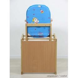 Детский стул-стол-трансформер Фея Матрёшка-2