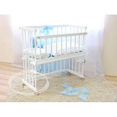 Детская кроватка для новорожденного Можга (Красная звезда) Малуша С751