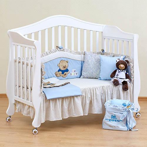 Детские кроватки Джованни